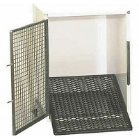 Edemco F605WH Cage XSmall Toy Breed White