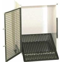 Edemco Cage Small White - F610WH