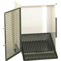 Edemco F620WH Cage Medium Large White