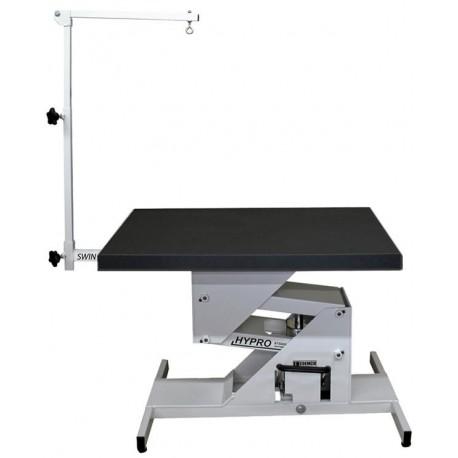 Edemco F975000 42 inch Hypro Hydraulic Table w/Swing Arm