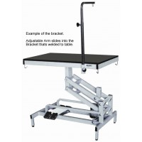 Edemco F950 41 Inch Electric Grooming Table
