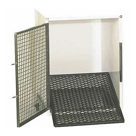 Edemco Cage Small Low Height-F607WH