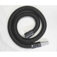 Edemco Dryer Hose, 6ft Black for F160 Dryer-R161