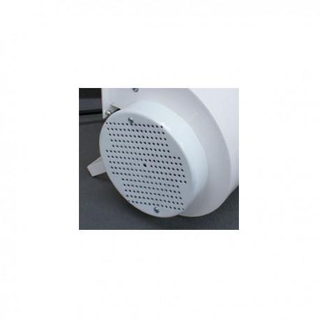 Edemco R813 White Filter Cap for F3005 Dryer