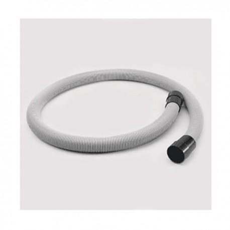 Edemco R808 Dryer Grey Hose with Hose Ends