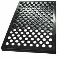 Edemco Floor Grill for F500 Cage Dryer