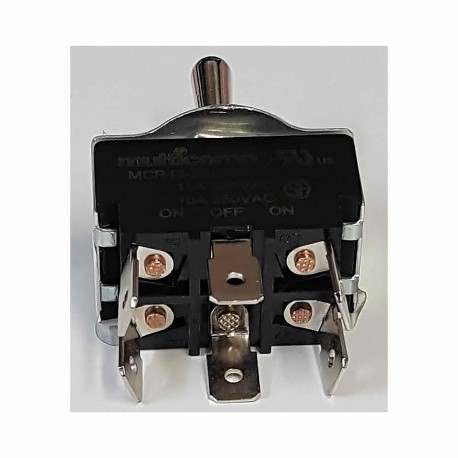 Edemco Dryer R306 On Off Heat 3 Position Switch