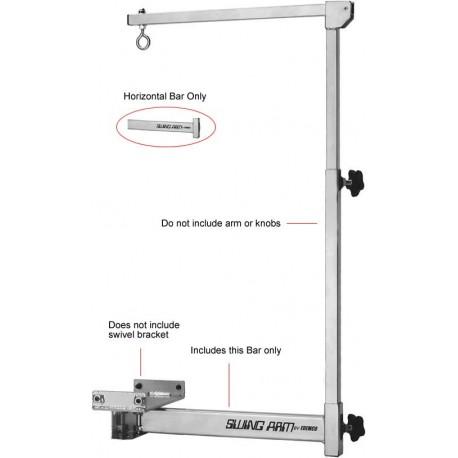 Edemco Swing Arm Horizontal Bar