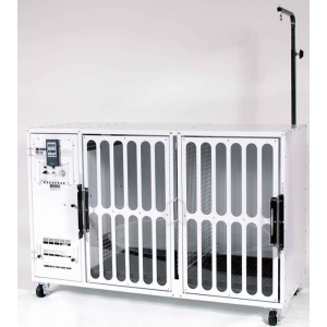 Edemco F500 Double Drying Cage