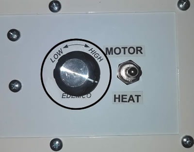 New Style Dial and Switch