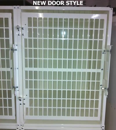 New Style Cage Doors